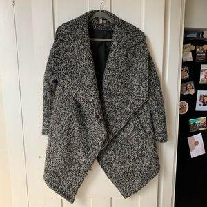 🖤 Gray Wool-blend Coat 🖤